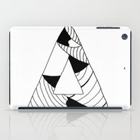 Personal Stormer Triangle iPad Case