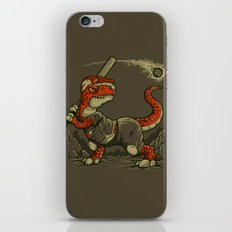 WAITING FOR THE ASTEROID  iPhone & iPod Skin