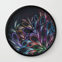 Obsesion Wall Clock