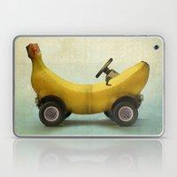Banana Buggy Laptop & iPad Skin