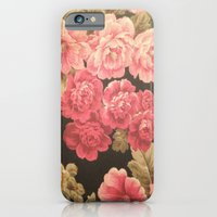 iPhone & iPod Case featuring Floral by kangarooster