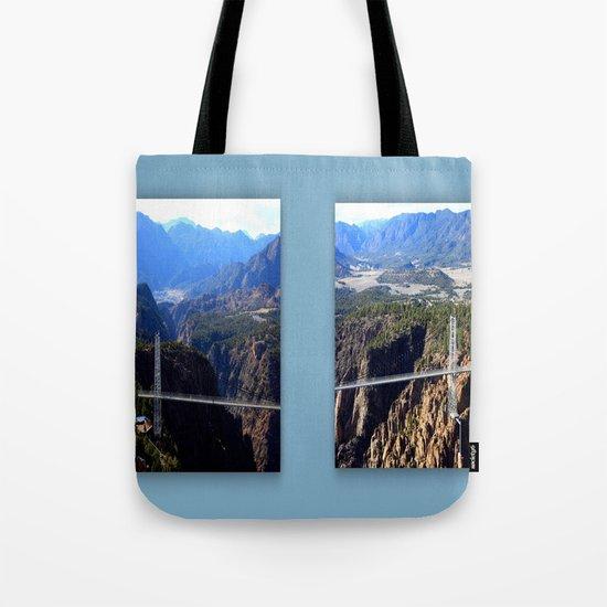 The Royal Gorge Tote Bag