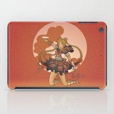 Samurai Moon iPad Case