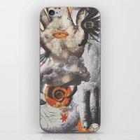 Levitation iPhone & iPod Skin