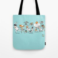 There Are Super Heroes E… Tote Bag