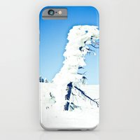 Snow Blown iPhone 6 Slim Case