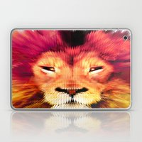 BIG CAT LION Laptop & iPad Skin