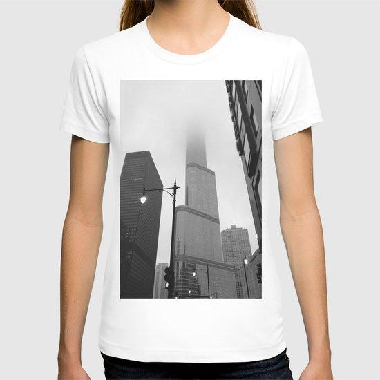 Chicago fog T-shirt