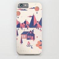 iPhone & iPod Case featuring Retreat by mattdunne