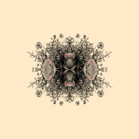 COSMIC NATURE V Art Print