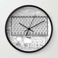 Oxford Street Wall Clock