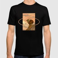 Tahr On The Tops Mens Fitted Tee Black SMALL