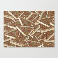 Fairy Bread Canvas Print