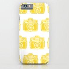 I Still Shoot Film Holga Logo - Sunshine Yellow iPhone 6s Slim Case