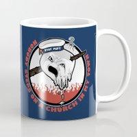 Mother Pus Bucket! Mug