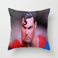 Someone Pissed In Superm… Throw Pillow