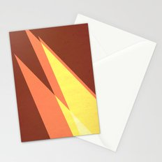 Vintage Space Poster Series II - Discover Space - It's a Blast! Stationery Cards