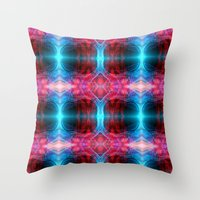 I've got a handle on it Throw Pillow