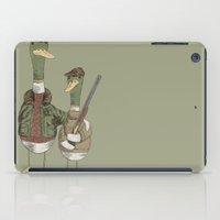 Hunting Ducks iPad Case