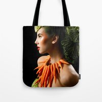 Eat Your Greens Tote Bag