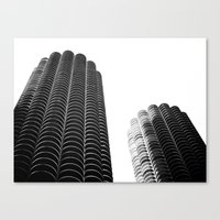 WHITEOUT: I Miss You Chi… Canvas Print