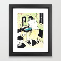 In Home (3) Framed Art Print