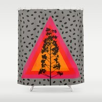 blessings 2  Shower Curtain