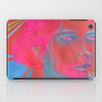 If Your Skull Was Fushia iPad Case