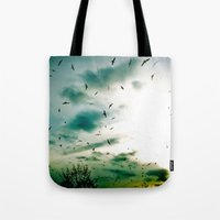 Descendants of Icarus Tote Bag