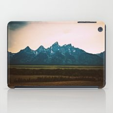 Tetons iPad Case