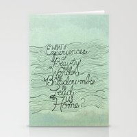 Breadcrumbs Stationery Cards