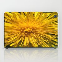 Yellow Love iPad Case