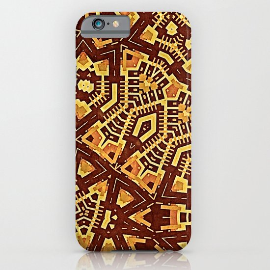 Abstract 55 iPhone & iPod Case