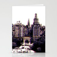 Funkytown - New York Cit… Stationery Cards