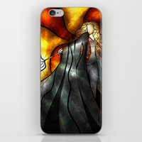 Expecto Patronum iPhone & iPod Skin
