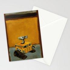 Wall-E and Rothko Stationery Cards