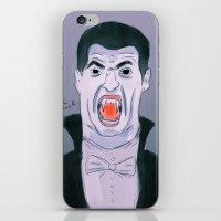 Suarez The Vampire iPhone & iPod Skin
