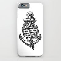 You Are My Anchor iPhone 6 Slim Case