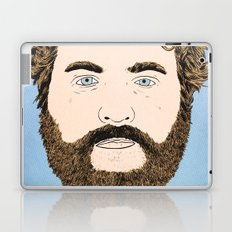 Zach Galifianakis Laptop & iPad Skin