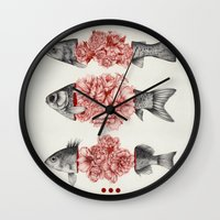 To Bloom Not Bleed (Limited Time Only) Wall Clock