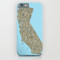 California Collage iPhone 6 Slim Case