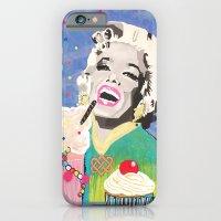 Marilyn vs James D iPhone 6 Slim Case