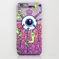 iPhone & iPod Case featuring In The Land Of The Blind by Doyle Raw Meat