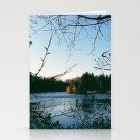Kingswood Lake Stationery Cards