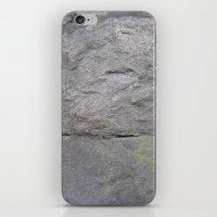 Getting stone walled iPhone & iPod Skin