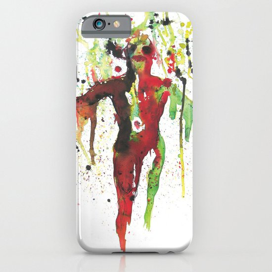 Acid Rain iPhone & iPod Case