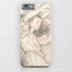 Alice in Wonderland Cards iPhone 6s Slim Case