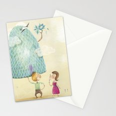 sweet quotation Stationery Cards