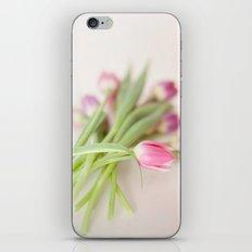 Bunch Of Tulips  iPhone & iPod Skin
