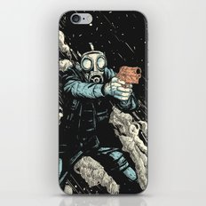 Attack! iPhone & iPod Skin
